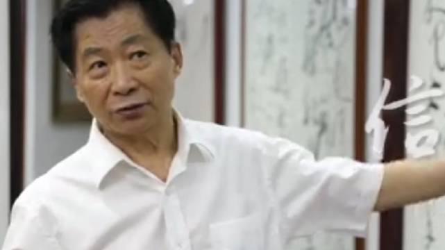 """中央电视台专题报道""""慈善书画家吴东魁的艺术人生"""""""