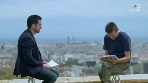 瓜迪奥拉和恩里克录制视频鼓励温苏埃……