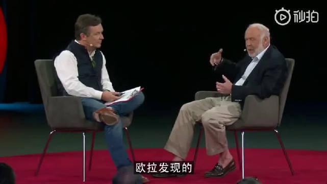 量化投资大师詹姆斯·西蒙斯TED演讲:与横扫华尔街数学家的珍贵对话