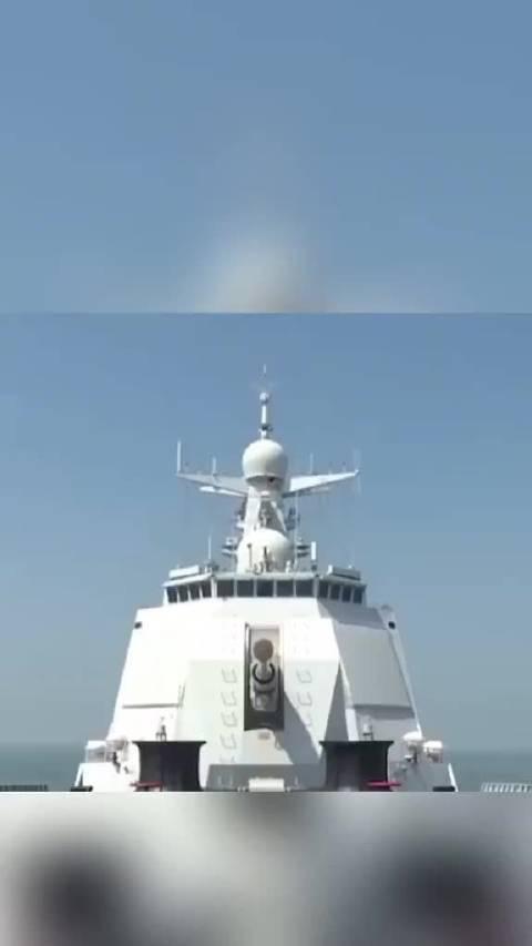 霸气!055核心装备鹰击18反舰导弹获大奖!两项技术领先世界!