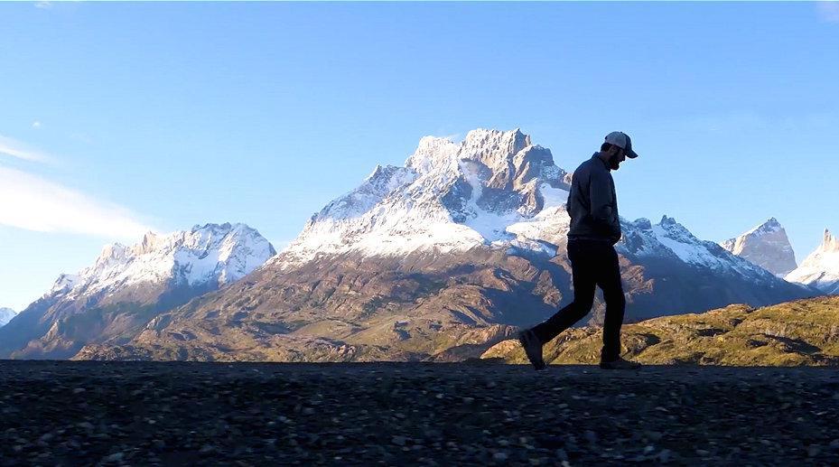 智利巴塔哥尼亚风之谷