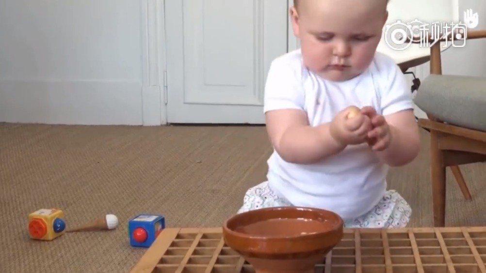 一岁以下婴儿窒息急救方法(来源怀孕育儿日记)