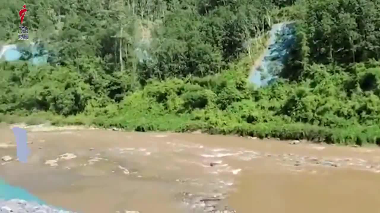 """西双版纳州""""6·25""""缅籍船只沉船事件:已成功营救17名落水人员"""