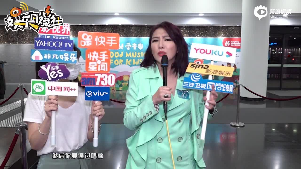 视频:赞王菀之演出精彩 关宝慧写女性题材剧本