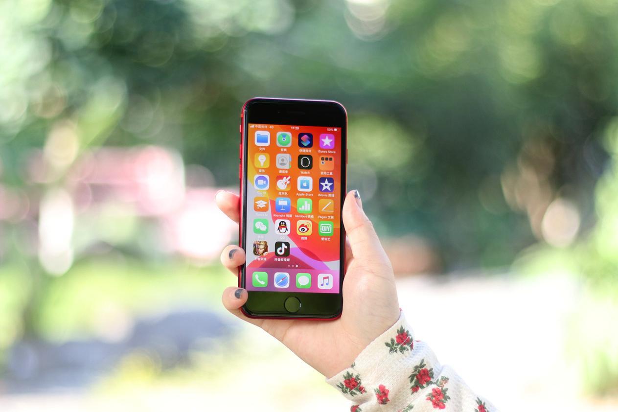 深挖小屏的魅力,超长篇章解读iPhone SE2手机