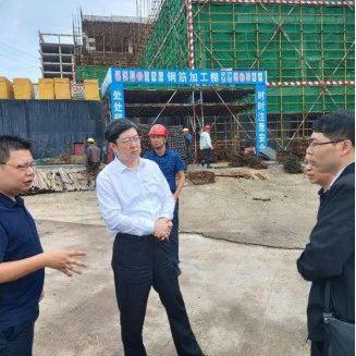 国家发展改革委援派贵州挂职干部认真做好抓项目稳投资调研工作