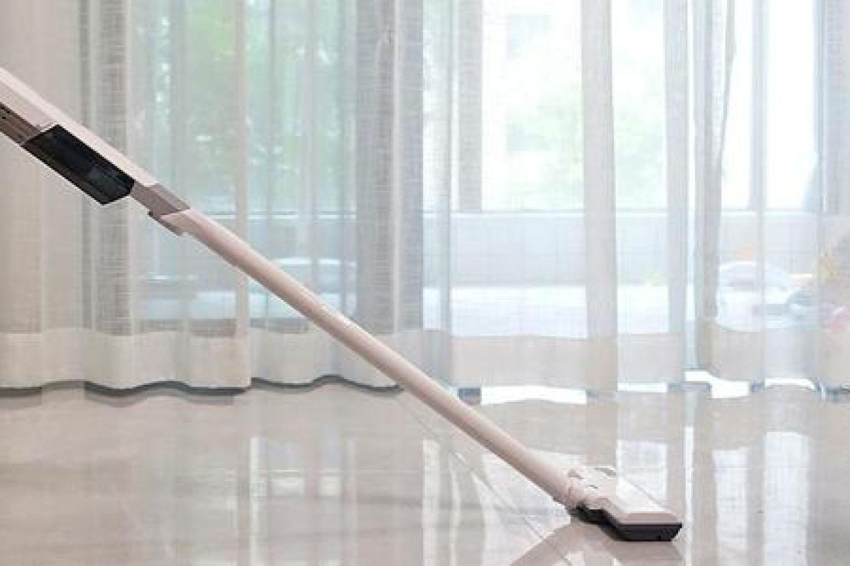 洒哇地咔K11,能覆盖全房的轻巧手持吸尘器