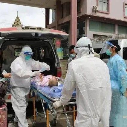 """""""疫情下护佑生命的时间赛跑""""——驻曼德勒总领馆紧急协助三岁重伤男童回国治疗"""