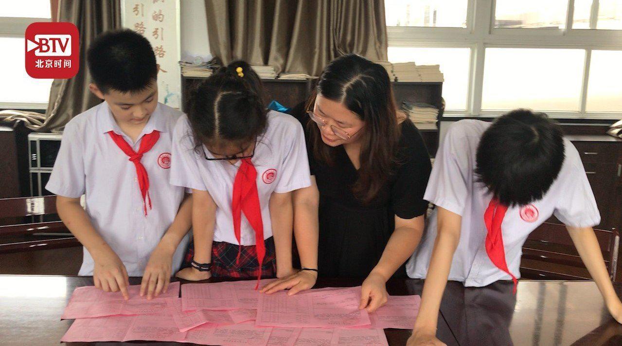 小学老师用文言文给45名学生写评语 学生:吾玉树临风 太惊喜了