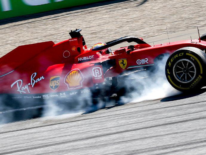 F1| 比诺托:受困于赛车维特尔未能拿出最佳表现