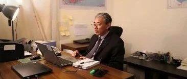 【驻外掠影】驻也门大使康勇接受也国家电视台采访,介绍中阿合作论坛第九届部长级会议
