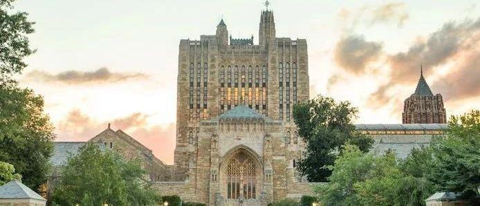 耶鲁大学:将尽一切努力确保国际学生不受新政干扰