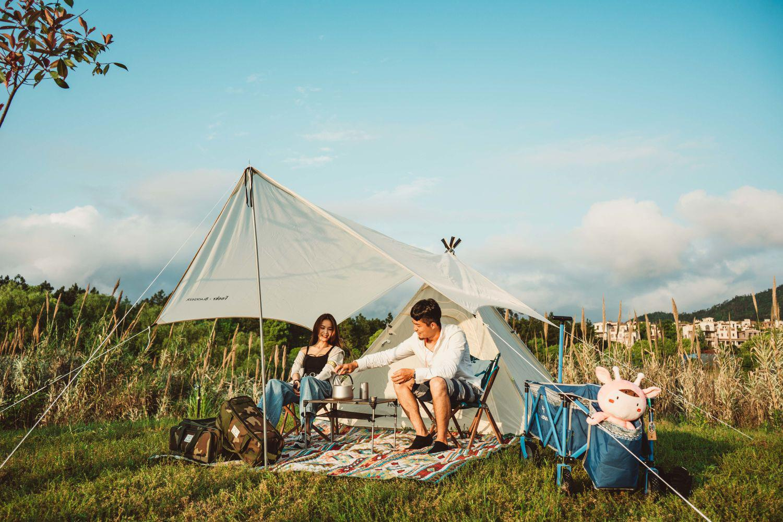 户外露营怎么玩,新手小白的成长之路!