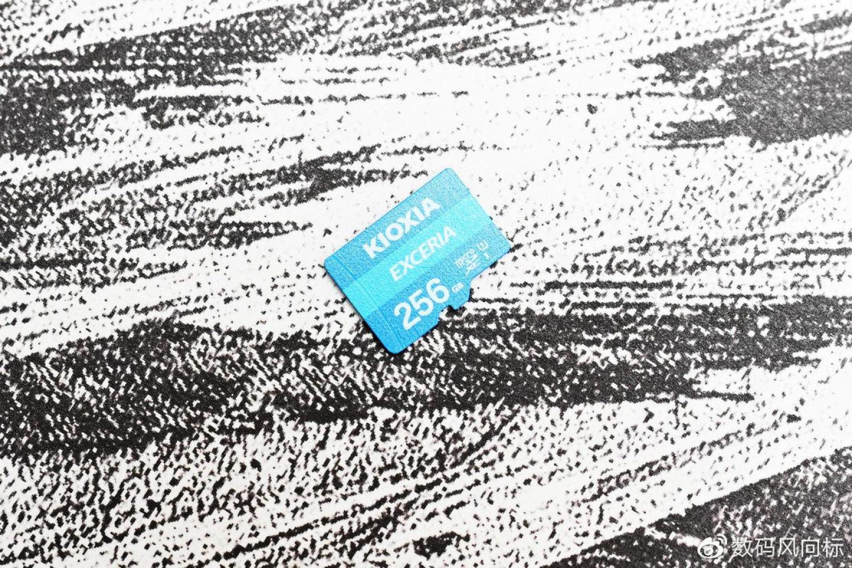 铠侠(原东芝存储)EXCERIA系列microSD卡评测