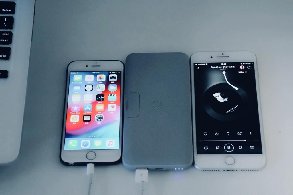 别再让你iPhone风餐露宿,试下这款南卡充电宝