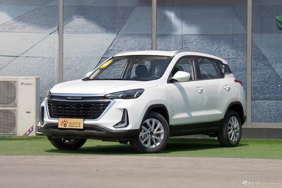 C位出道,走心推荐,BEIJING汽车BEIJING-X3全国新车4.36万起