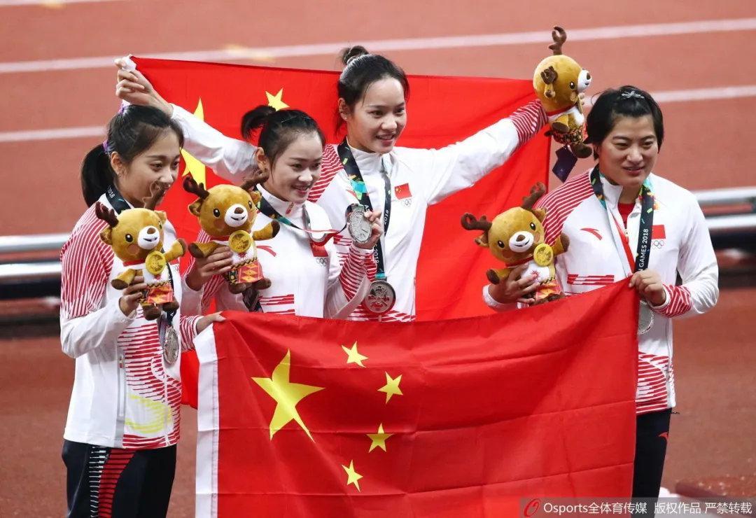 中国女子接力目标奥运领奖台 20年等待期望更迫切