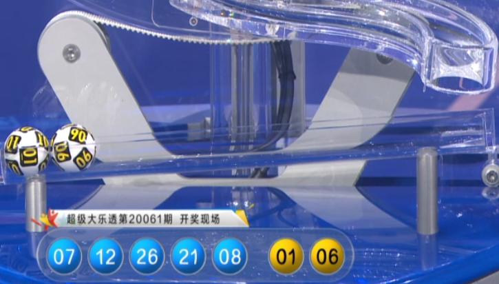 [新浪彩票]成毅大乐透第20062期:前区0路尾数关注06