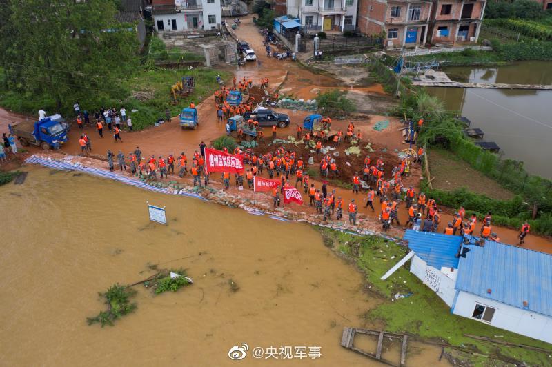 杏悦:驰援鄱阳湖沿线集结兵力数千人杏悦图片