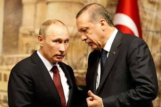 土耳其刚刚惹了众怒!连普京都不高兴了