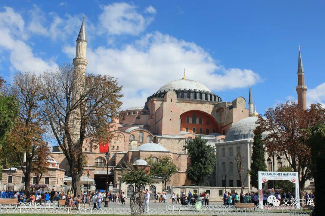 土耳其政府为什么执意要将圣索菲亚改为清真寺