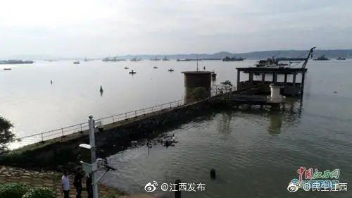 洪涝灾害致江西590.8万人受灾 直接经济损失102.1亿元