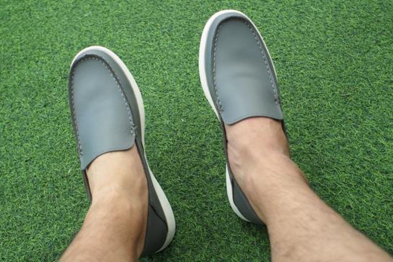 七面轻弹休闲鞋,网友:我的夏天标配