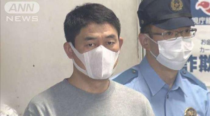 41岁中国籍男子日本街头强摸女子,自称一直与女性无缘