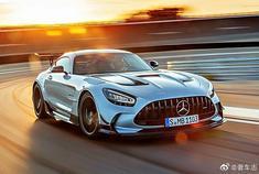 速度与激情的代表者:AMG GT