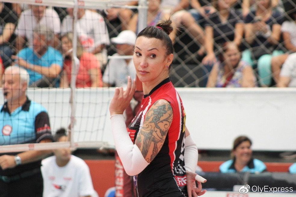 吉马良斯盼东京奥运夺牌 回顾里约输中国女排之痛