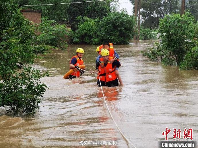 以来洪涝灾害造成24省份2385杏悦,杏悦图片