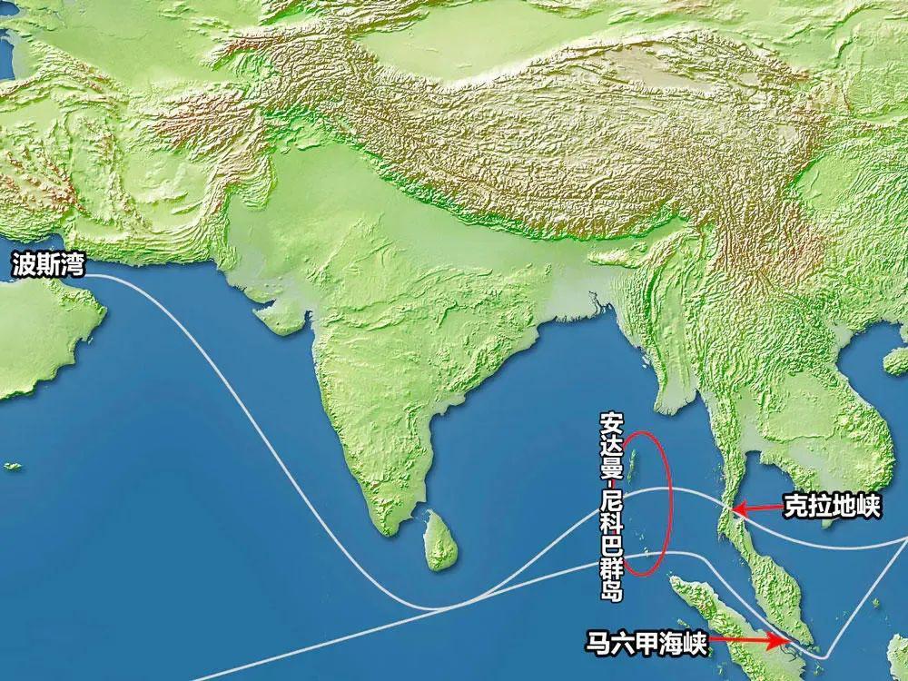 """印度要冒险,打""""马六甲牌""""和""""台湾牌""""?"""