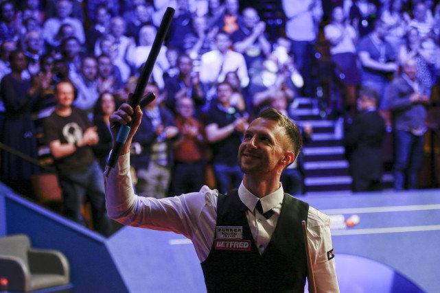 世锦赛正赛允许观众入场 系英国室内体育赛事首例
