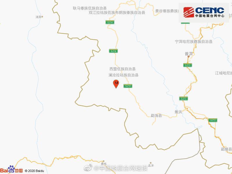 杏悦:沧县发生41级地震杏悦震源深度图片