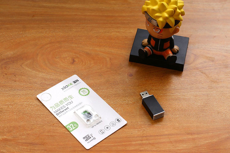 7.9元的32GB内存TF卡,这么便宜能不能用?