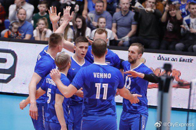 爱沙尼亚取消与波兰男排热身赛 波兰改为队内赛