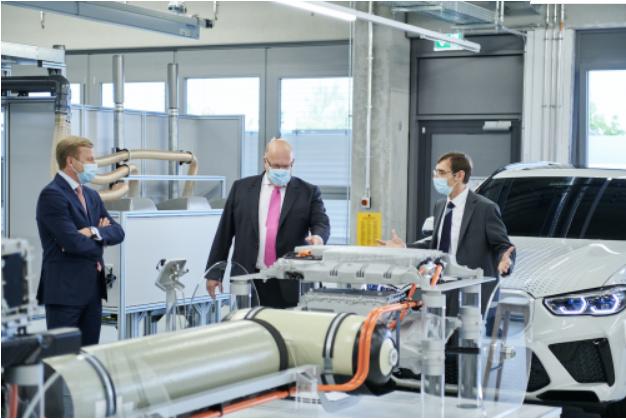 宝马i Hydrogen NEXT将小规模量产 搭载新一代燃料电池驱动系统