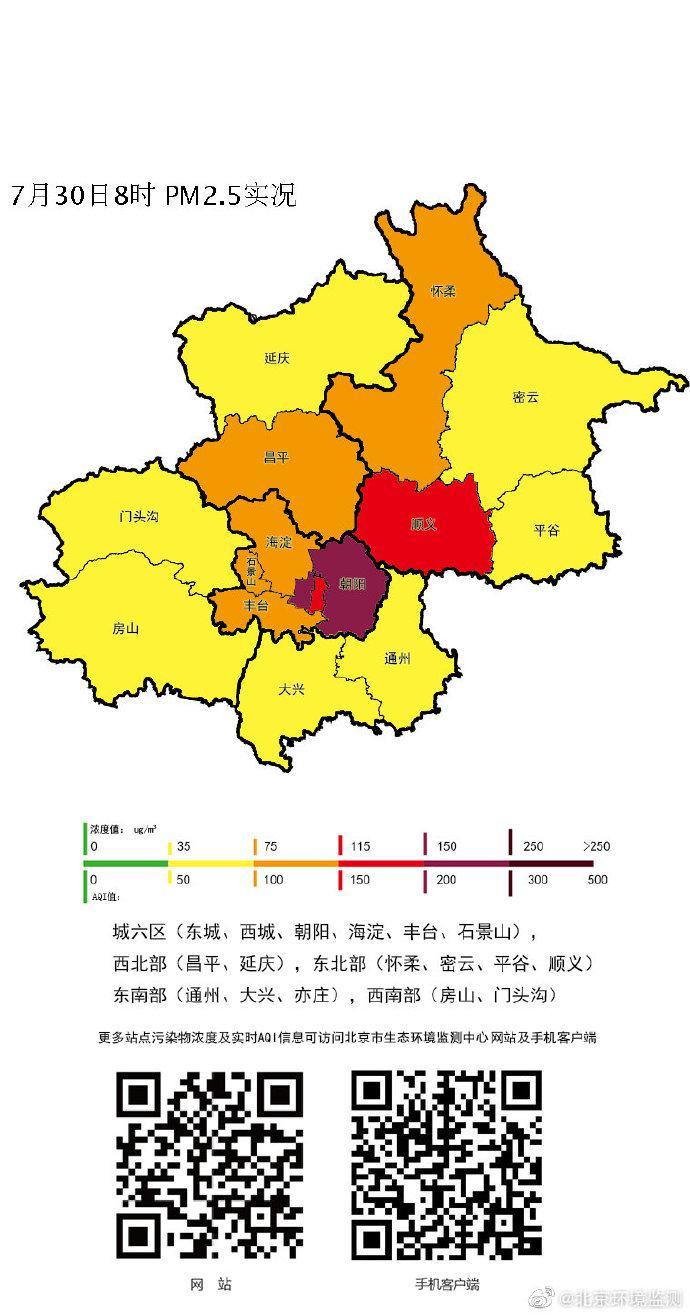 摩鑫注册:集北京空气质量4摩鑫注册级中度污染图片