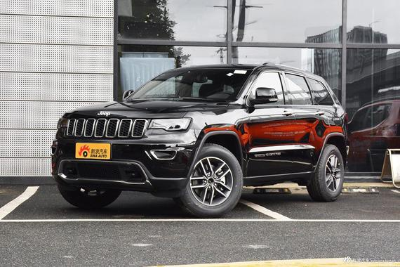 Jeep大切诺基够狠,这车最高直降8.63万,买竞品的都后悔了!