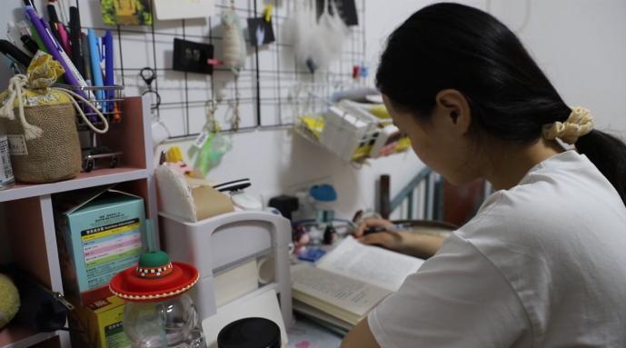 香港大学已向白湘菱发放录取通知:在内地采用的是独立招生方式