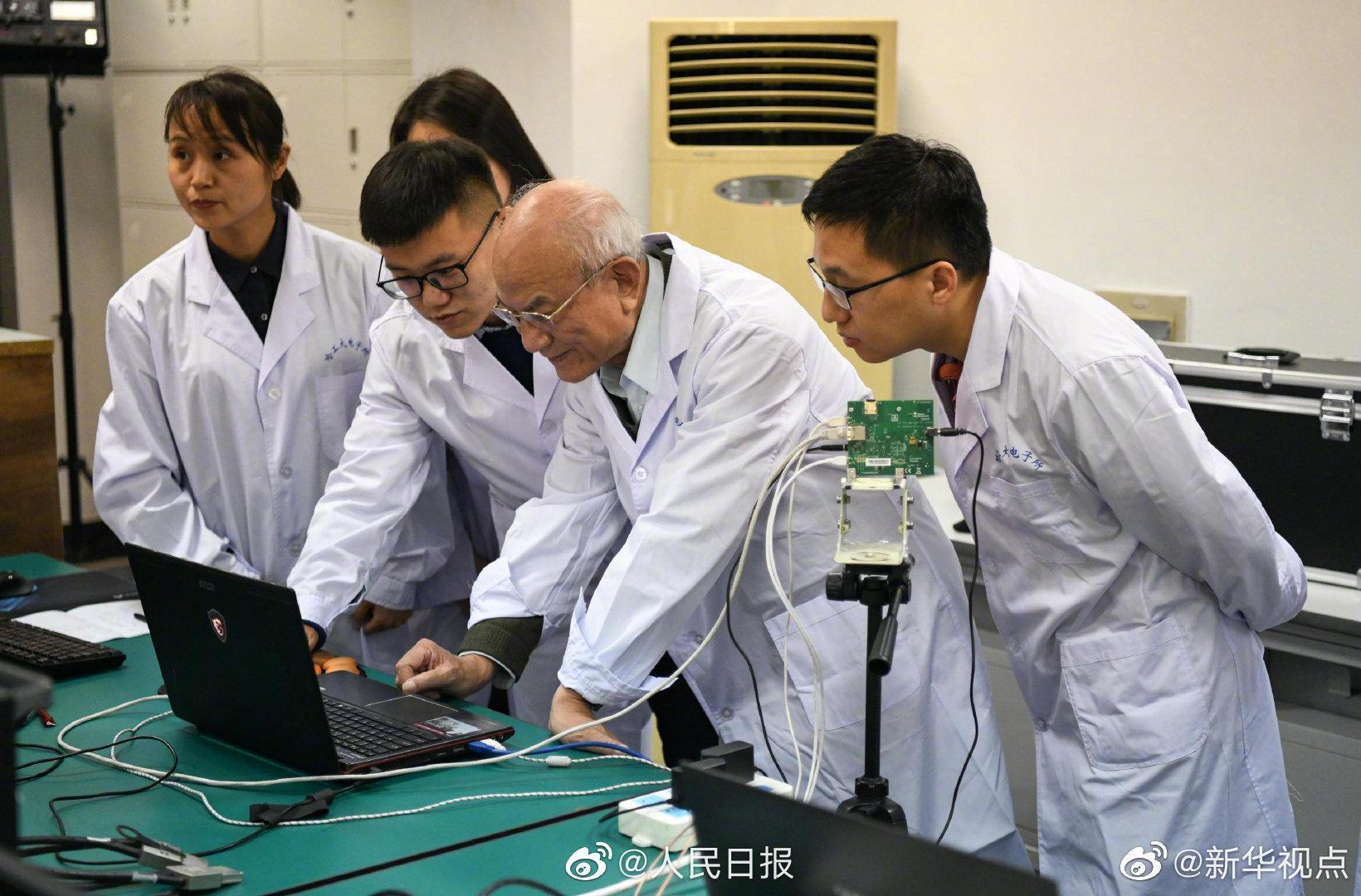 两院院士刘永坦捐出最高科技奖800万奖金