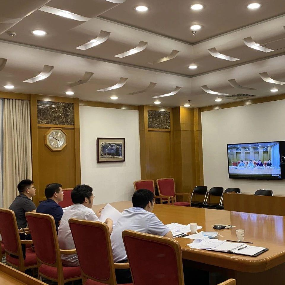 国家发展改革委振兴司与全国人大江西代表团、湖南代表团沟通重点建议办理