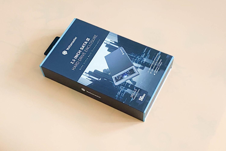 入手超酷的移动硬盘盒,有比我酷的吗?