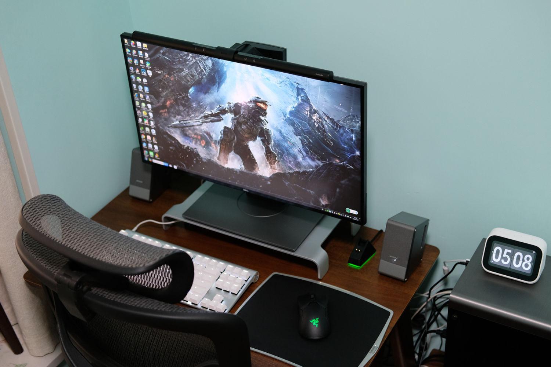 小桌面也有生产力,舒适惬意的2平米空间打造