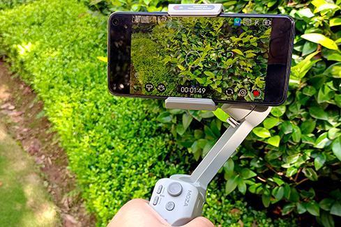 小巧便携的Vlog防抖装备:魔爪Mini MX体验