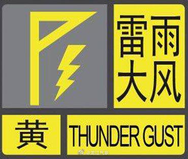 黑龙江天气预警