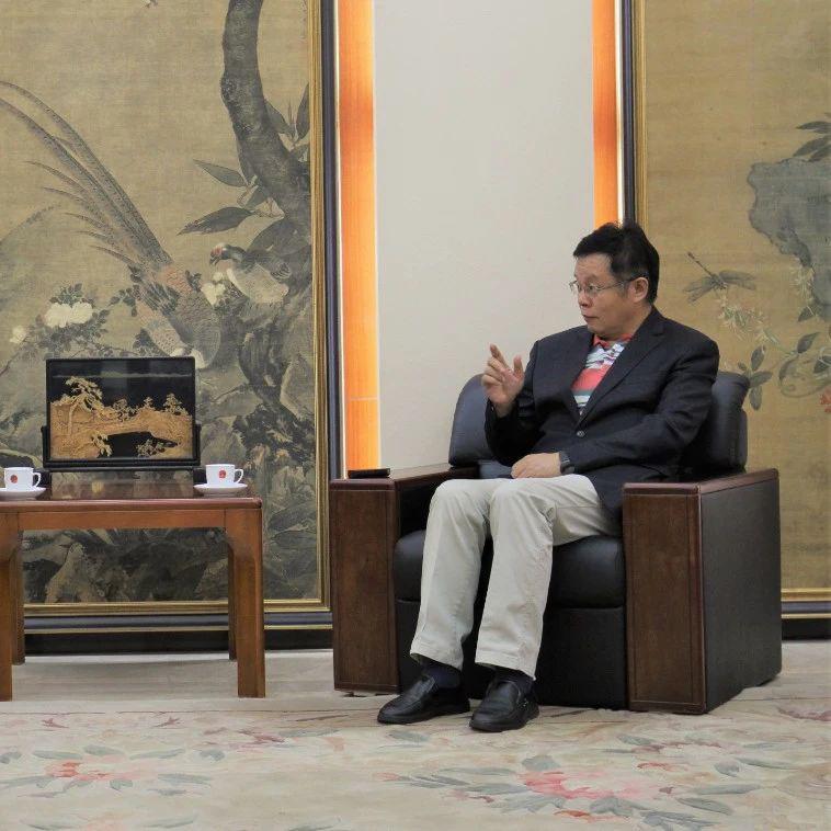 驻布隆迪大使接受布《经济周报》采访谈中布农业合作
