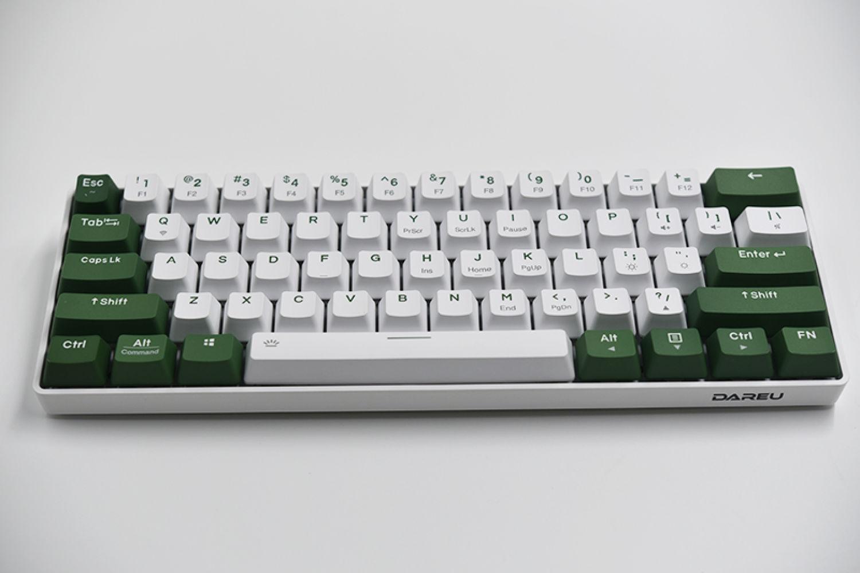 补短板锻长板,达尔优EK861双模键盘初印象