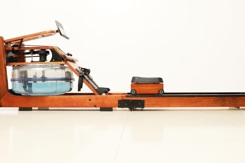 跑步机VS划船机怎么选?通过这款划船机告诉你