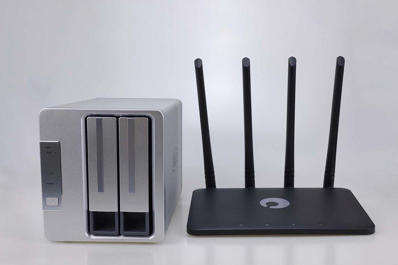 有线+4G,我的NAS永不断网!蒲公英X4C开箱